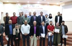 Palestine Polytechnic University (PPU) -  اخننام فعاليات مهرجان قناديل للأفلام القصيرة،
