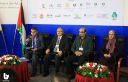 Palestine Polytechnic University (PPU) - الاستاذ عبد الفتاح النجار المحاضر في كلية العلوم الادارية و نظم المعلومات يشارك في مؤتمر التجارة والتسويق الالكتروني