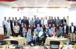 Palestine Polytechnic University (PPU) - جامعة البوليتكنك وملتقى رجال الأعمال الفلسطيني ينظمان إحتفالا بمناسبة إنتهاء سنة العمل للدفعة الاولى من برنامج الريادة والإبتكار / الساندويتش كورس