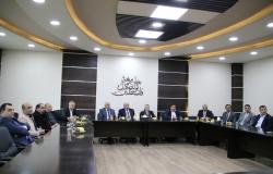 Palestine Polytechnic University (PPU) - كلية العلوم الادارية وسلطة النقد الفلسطينية توقعان إتفاقية تعاون لتبادل الخبرات