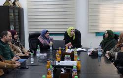 Palestine Polytechnic University (PPU) - زيارة بلدية الخليل - طلبة مساق ادارة المشاريع العامة