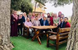 Palestine Polytechnic University (PPU) - الاحتفال بإنهاء الدفعة الثانية من طلبة تخصص الريادة والابتكار في الاعمال لسنة العمل الميداني