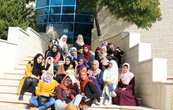 Palestine Polytechnic University (PPU) - كلية العلوم الادارية تنظم ورشة عمل وتستقبل مركز التدريب المهني / يطا